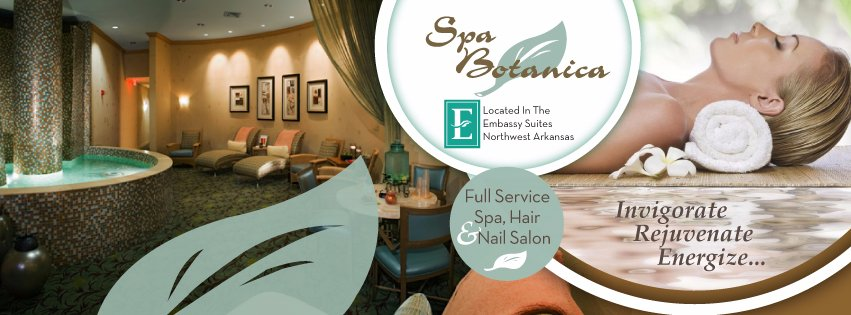 Spa Botanica at Embassy Suites