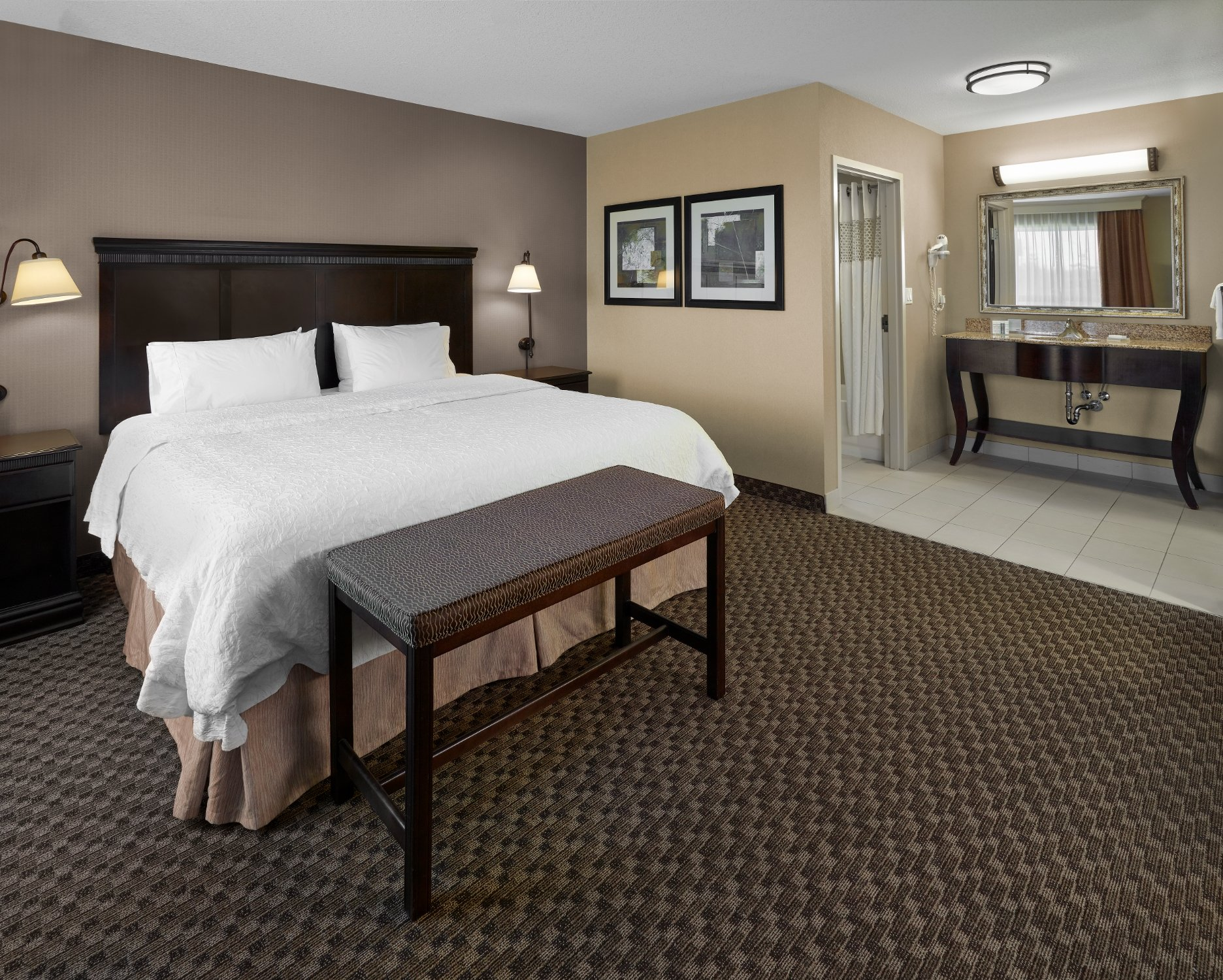 Hampton Inn and Suites by Hilton Edmonton/West