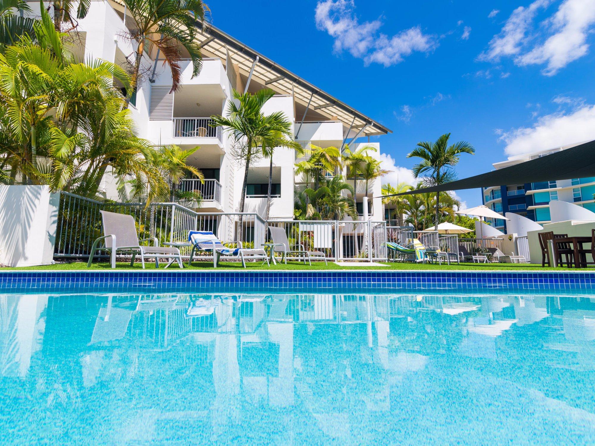 Beach Club Resort Mooloolaba