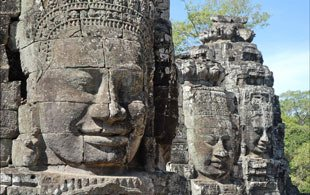 First Angkor Guide