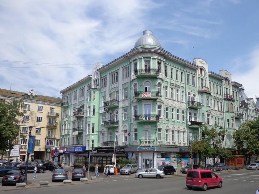 Maison Blanche B&B Kyiv