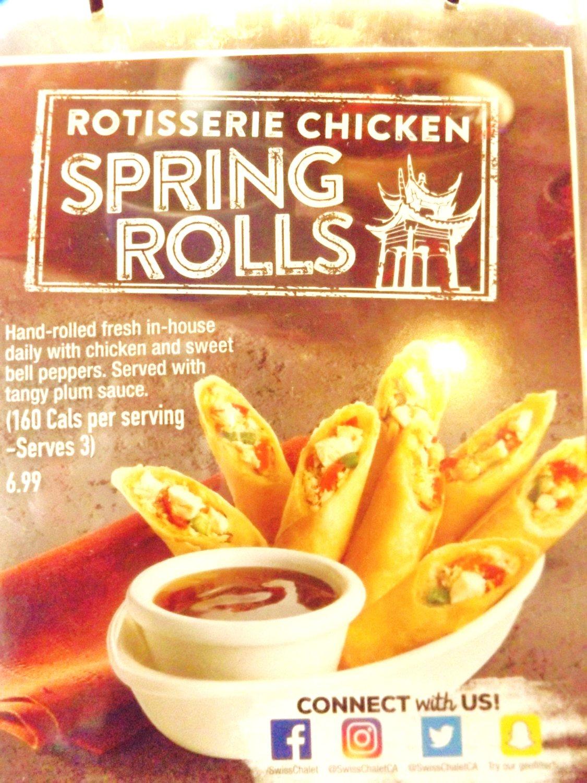 Swiss Chalet Rotisserie Grill London 735 Wonderland