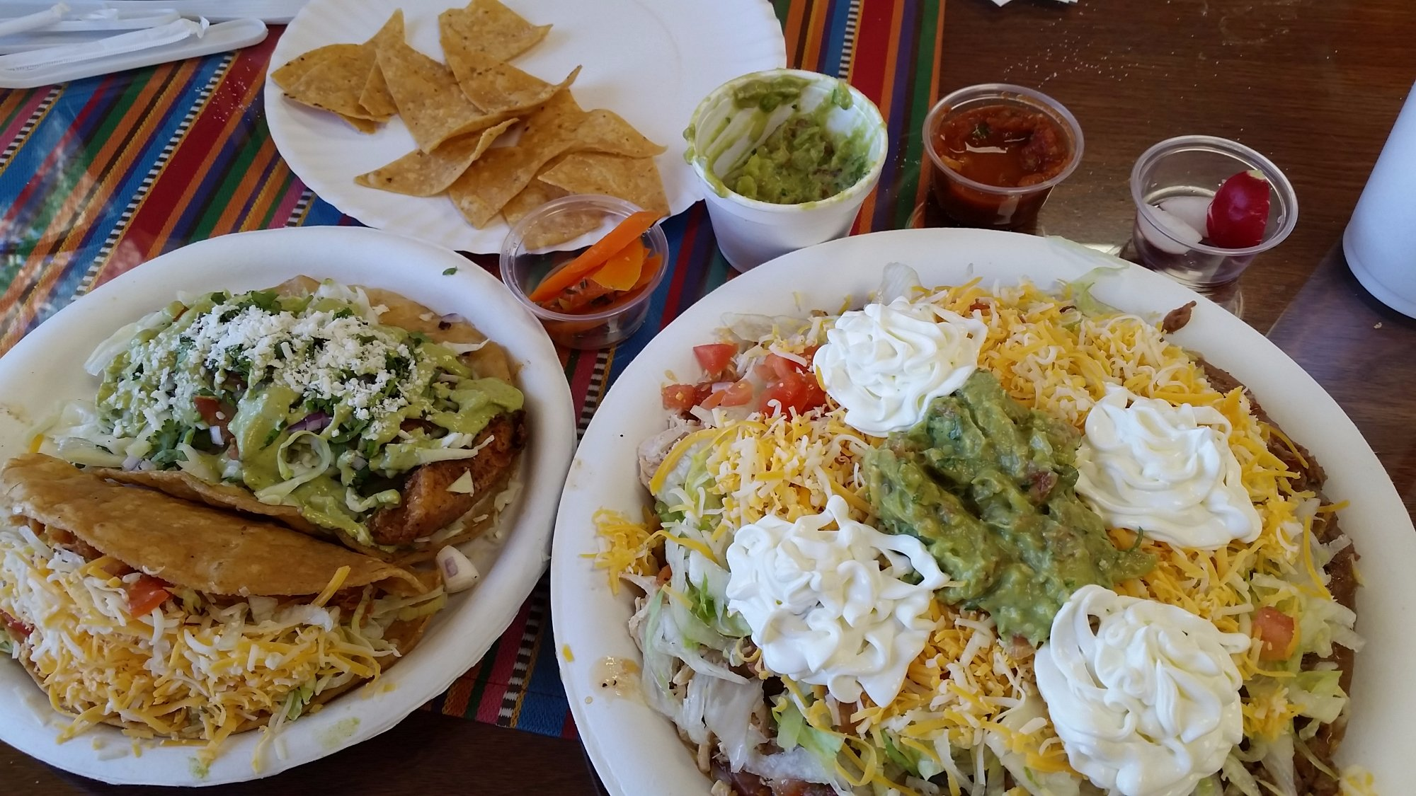 Jrs Mexican Food