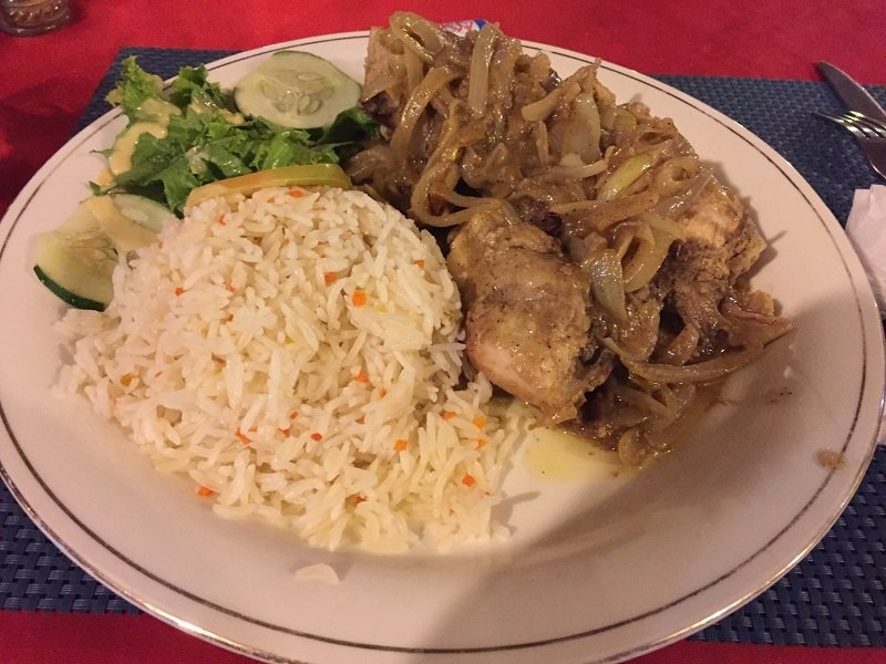 Yasmina banjul restaurant reviews photos tripadvisor for Cuisine yasmina