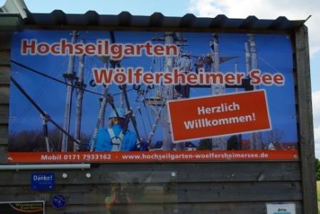 Hochseilgarten Wolfersheimer See