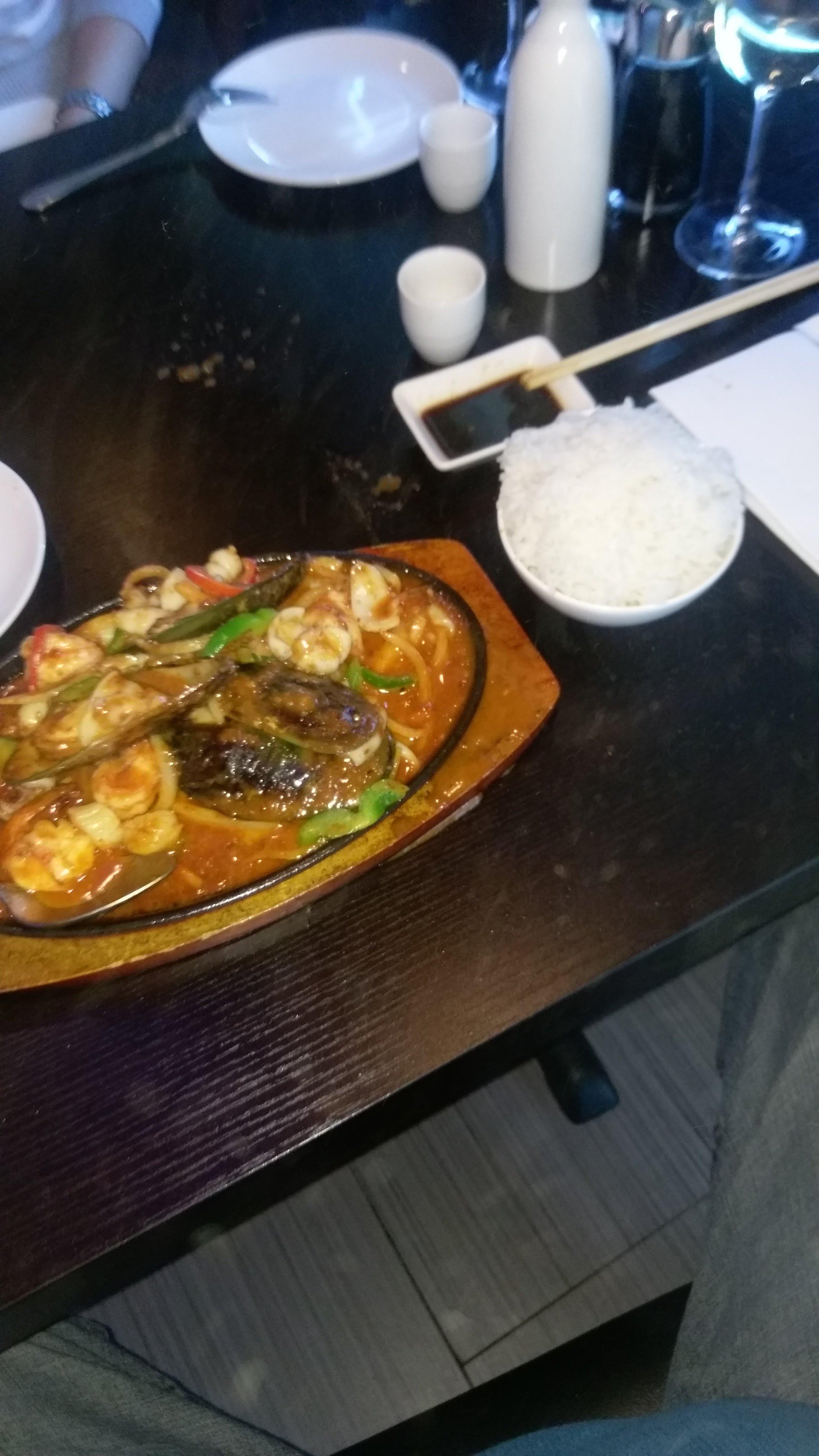Lemongrass asian fusion mount sinai restaurant reviews for Akane japanese fusion cuisine new york ny