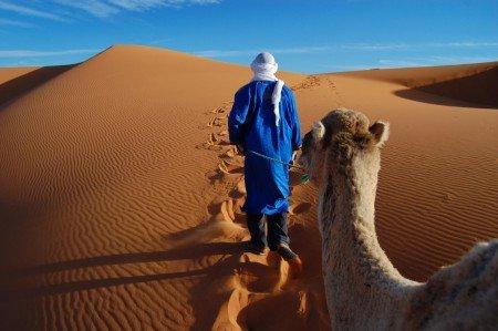 Visit Ergchebbi Desert