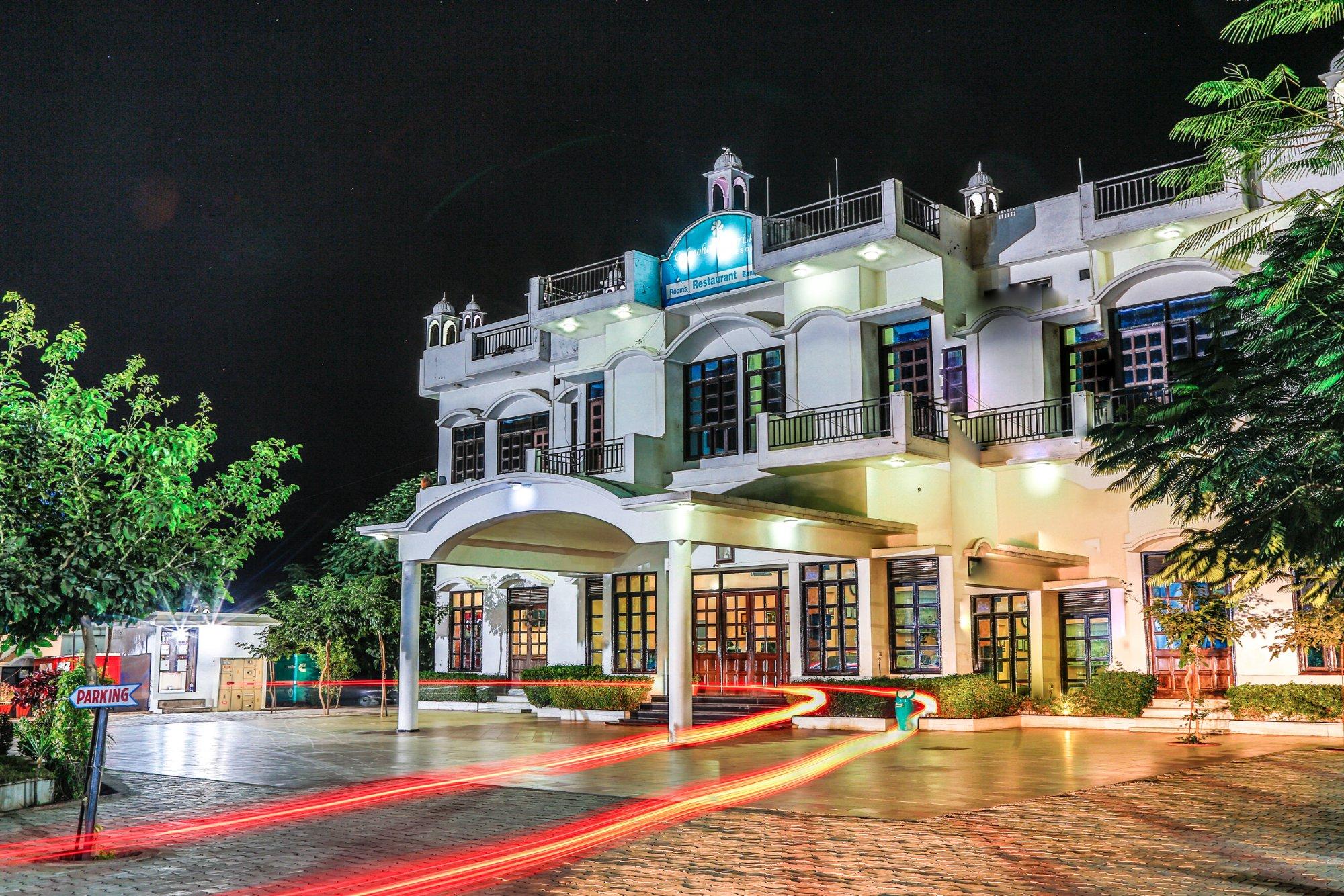 Gulmohar Sariska Resort