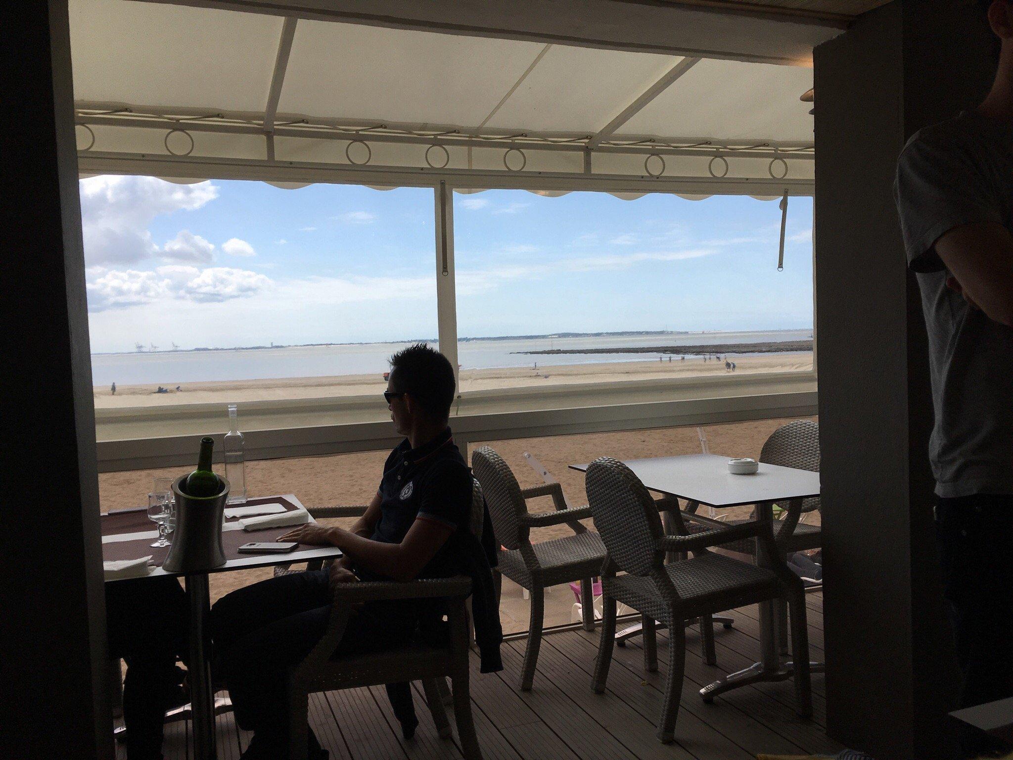 Cafe des Bains Saint Georges de Didonne 139 boulevard de la