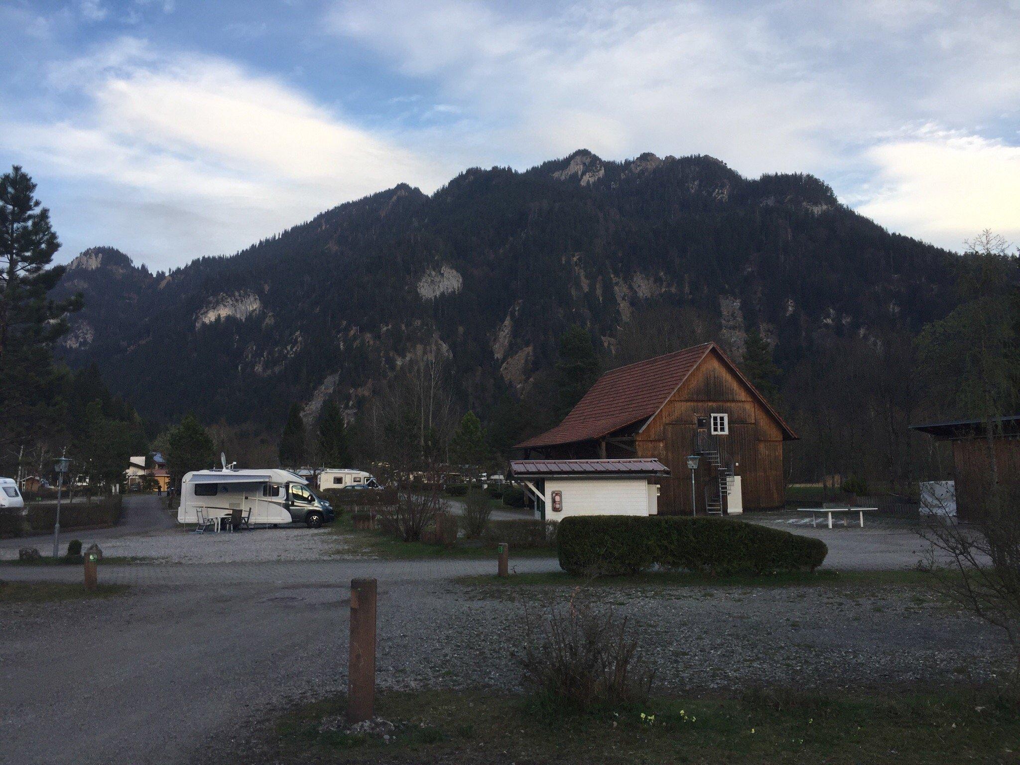 Campingpark Oberammergau