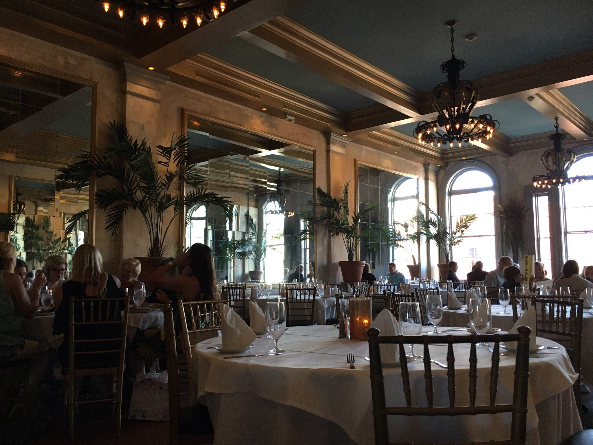 Garibaldi\'s Cafe, Savannah - Downtown - Menu, Prices & Restaurant ...