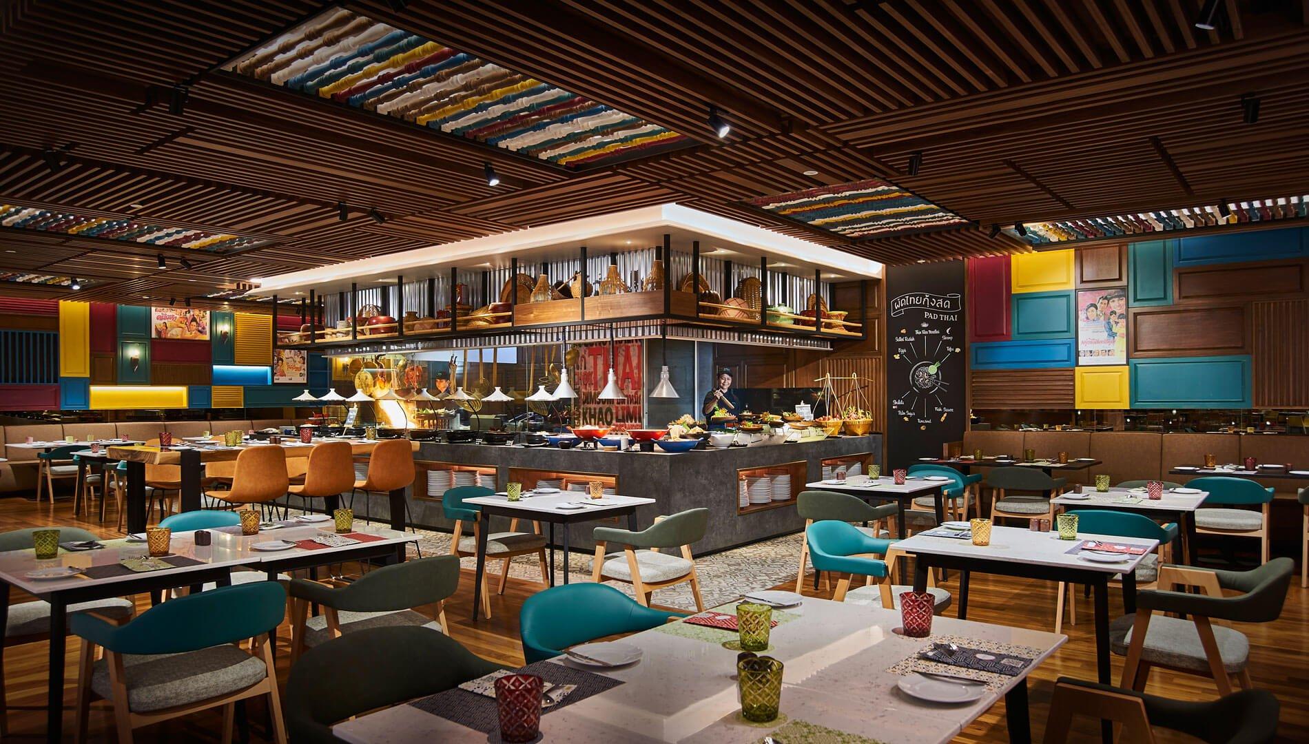 아마리 워터게이트 호텔 앤드 스파, 방콕