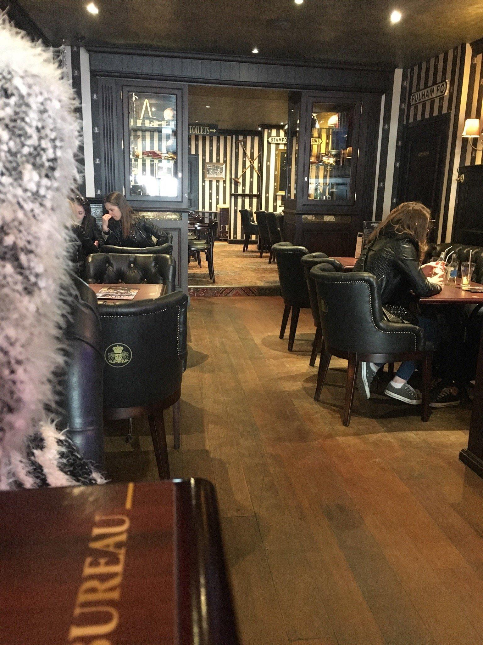 Au bureau boulogne sur mer boulogne sur mer restaurant - Bureau vallee boulogne sur mer ...
