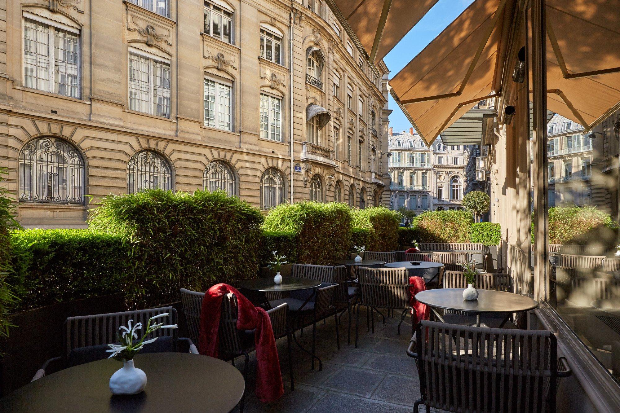 Le Pavillon Des Lettres Hotel Paris voir les tarifs 59 avis