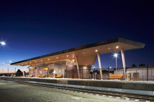 Wendouree Railway Station