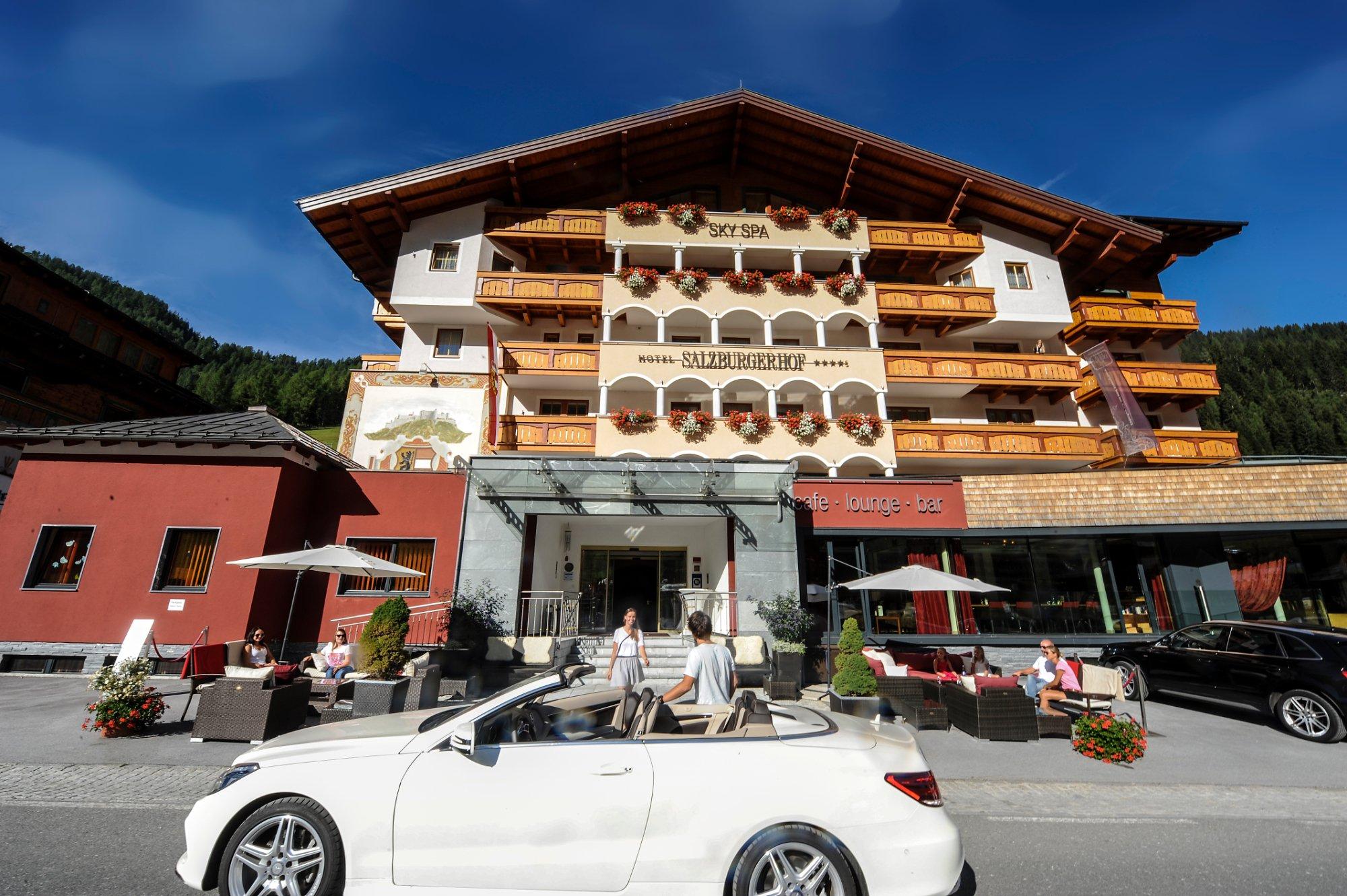 Hotel Salzburgerhof Zauchensee