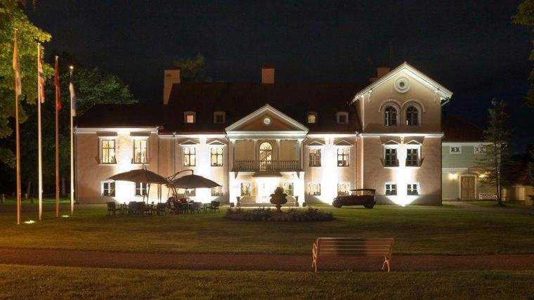 Vihula manor country club spa vosu estland omd men och prisj mf relse tripadvisor - Most beautiful manors romania ...