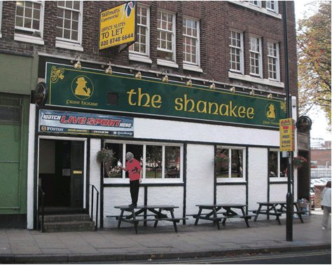 The Shanakee