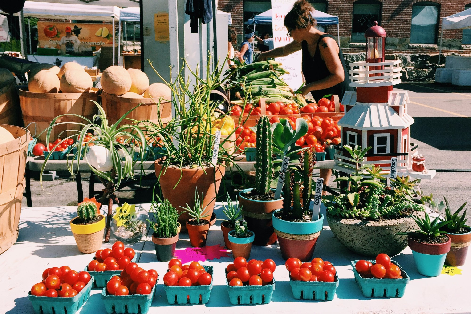 SoWa Open Market Boston MA Top Tips Before You Go with Photos