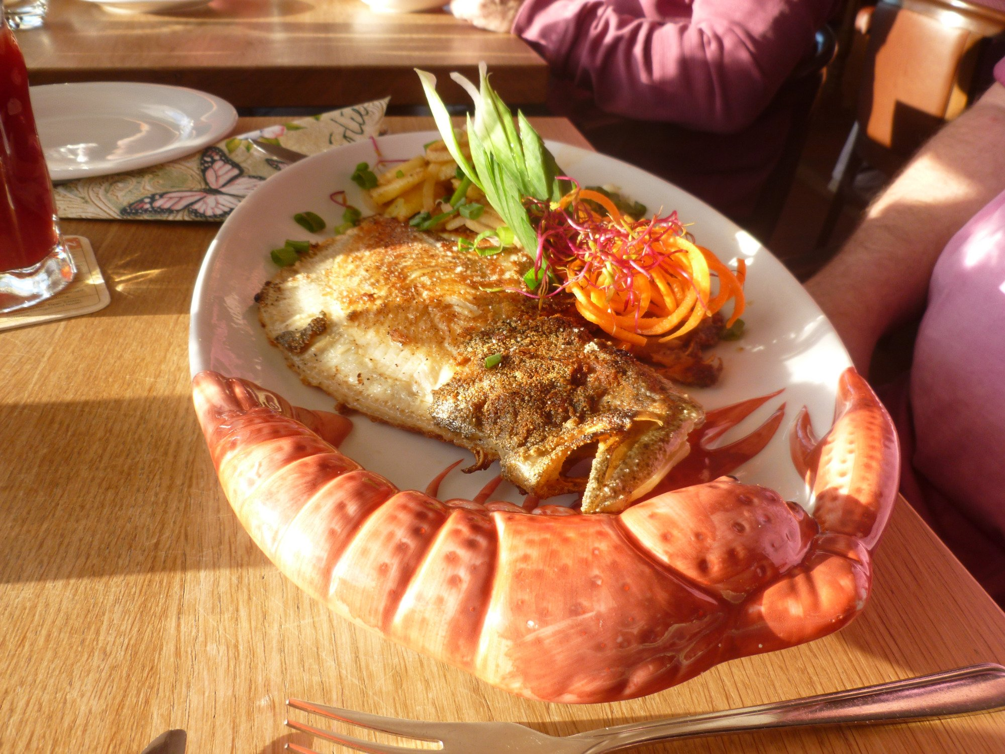Top 10 Seafood food in Loddin, Mecklenburg-West Pomerania, Germany