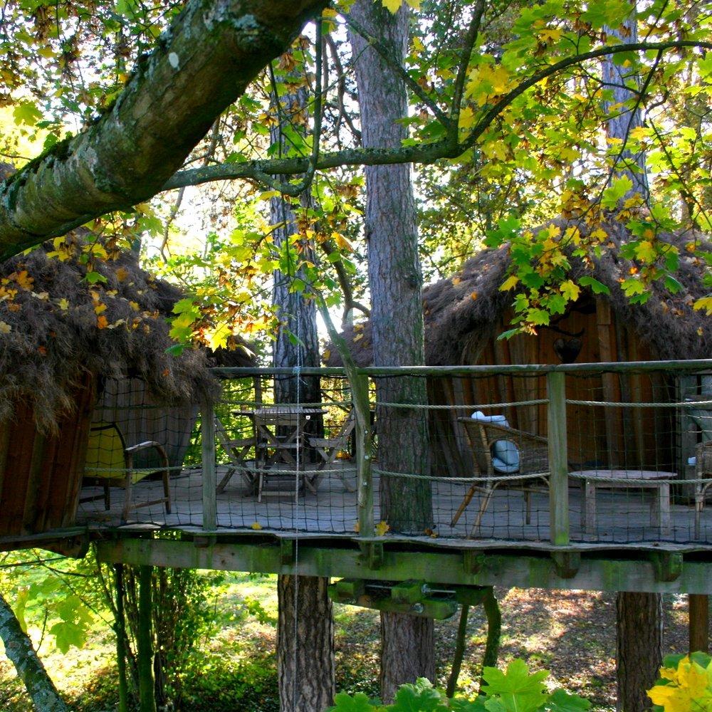 Les Cabanes de Viré