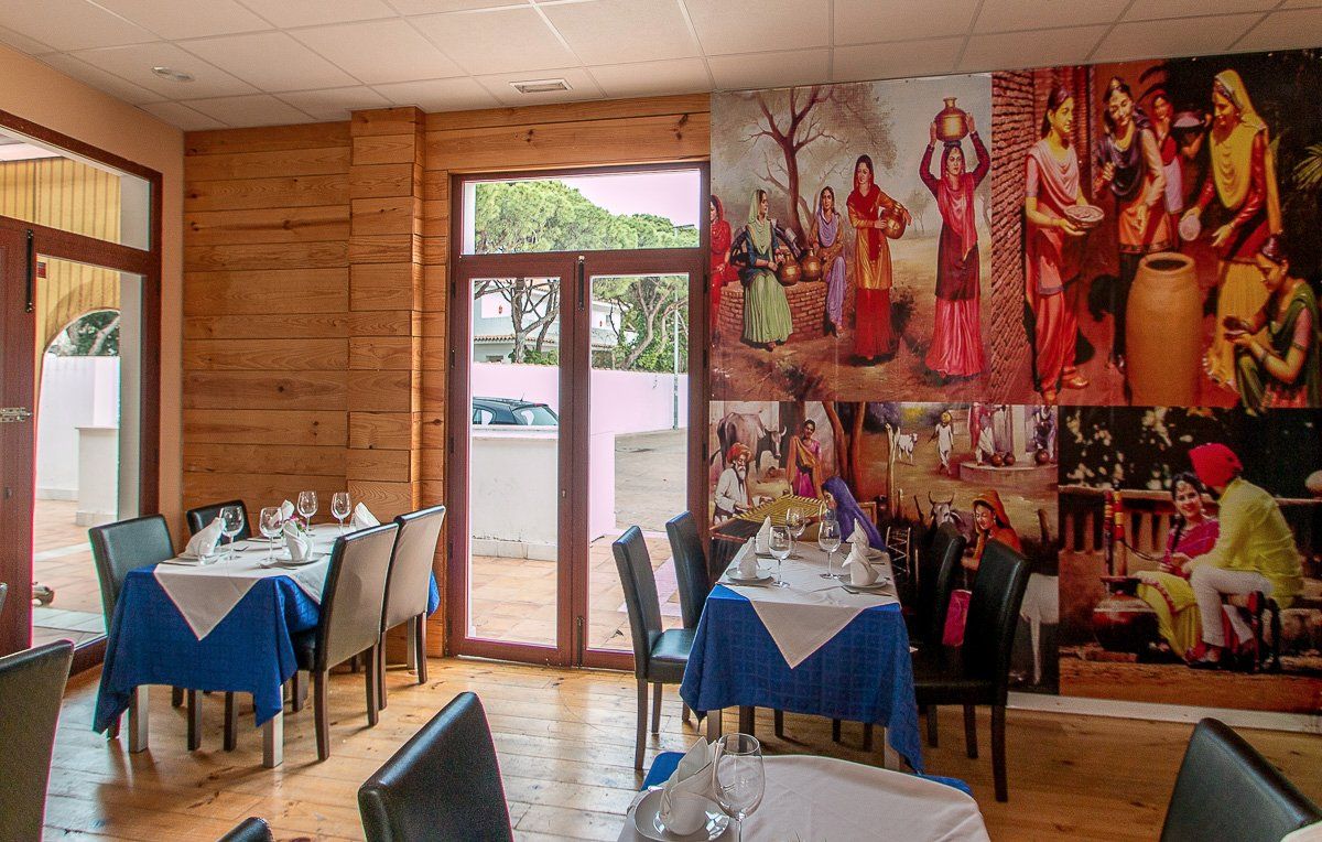Bollywood Indian Restaurant, Chiclana de la Frontera