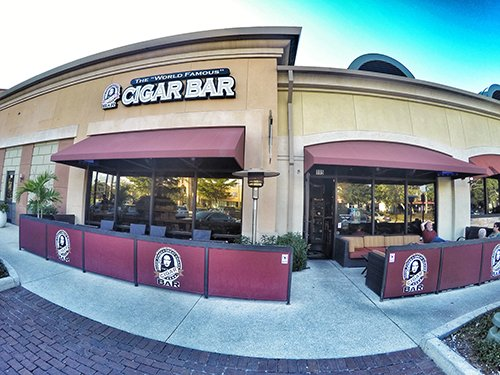 The World Famous Cigar Bar - GCTC