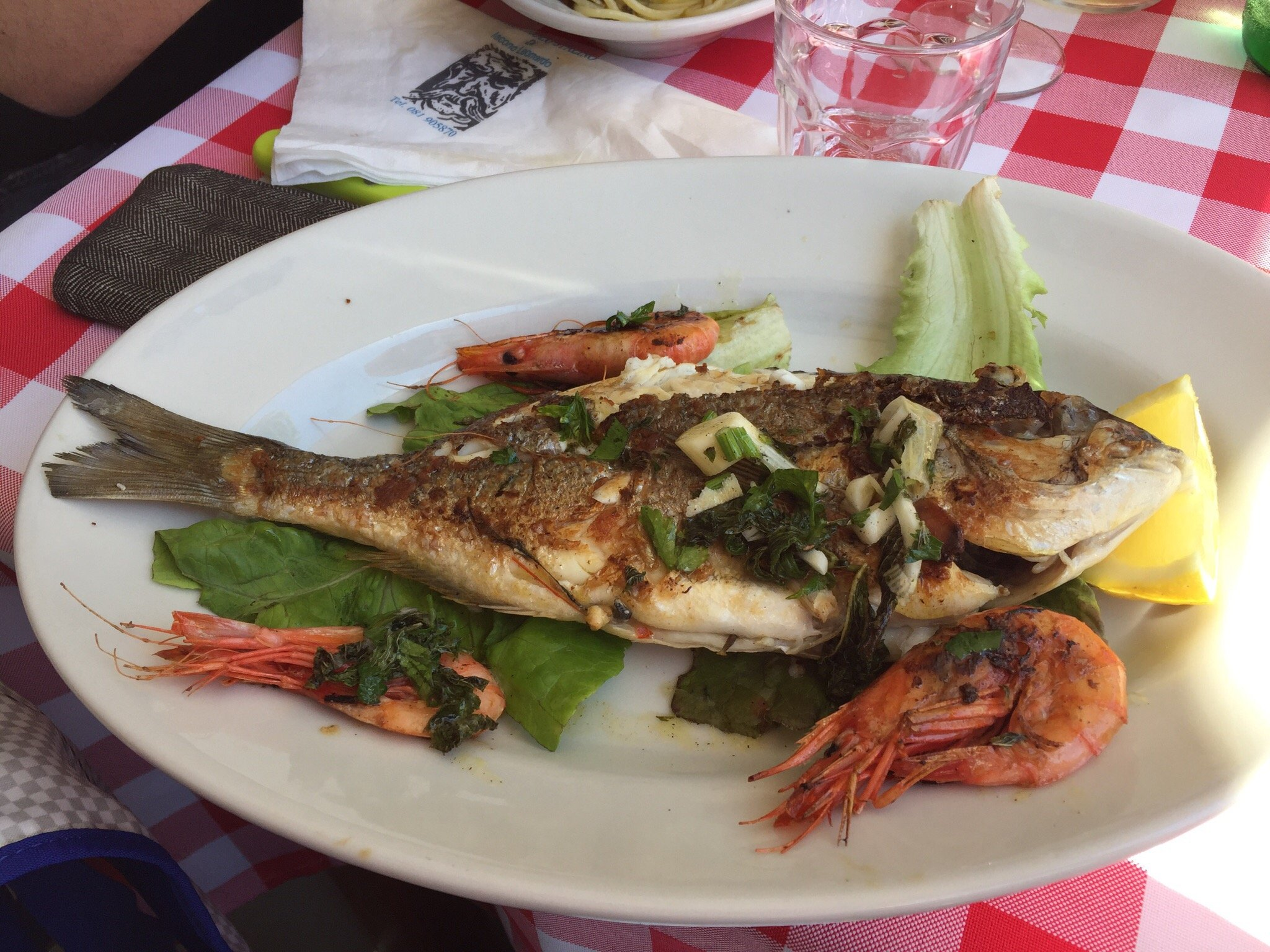Serrara Fontana, Province of Naples Food Guide: 10 Seafood food Must-Eat Restaurants & Street Food Stalls in Sant'Angelo