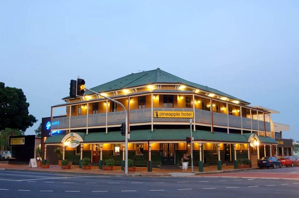 Casino hotel restaurant brisbane
