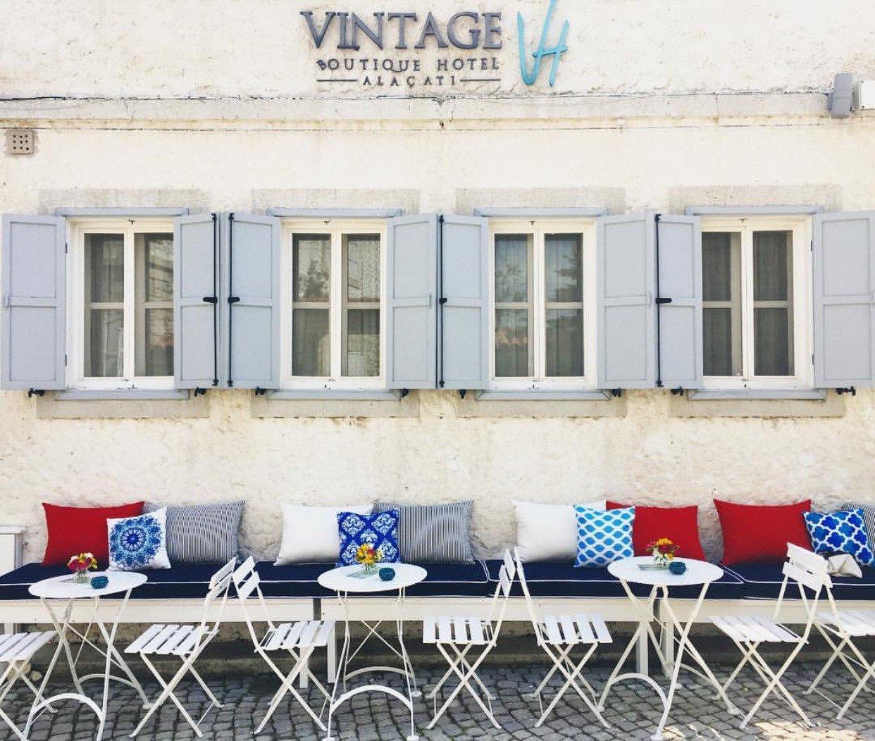 Vintage Boutique Hotel Alacati