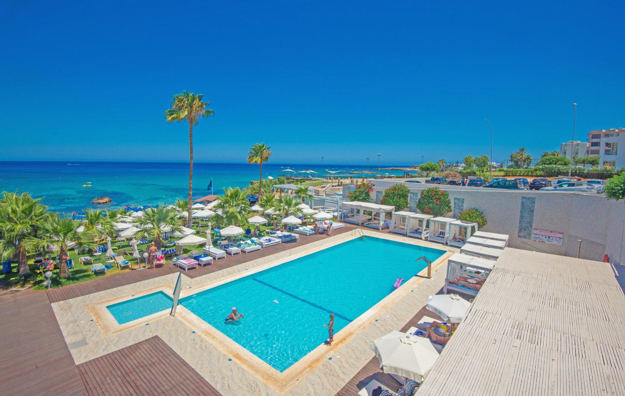 Отзыв об отеле Odessa 4 на Кипре Протарас от zya369