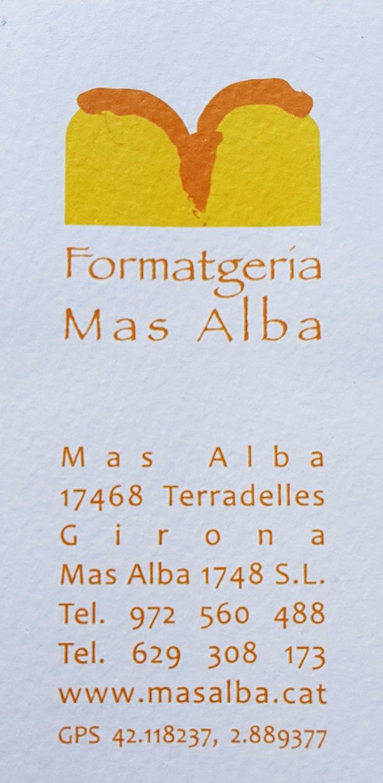 Mas Alba
