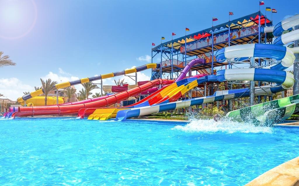Hawaii le jardin aqua park resort hurghada egypt for Jardin 974