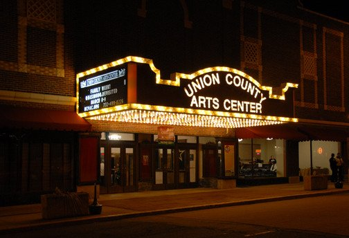 ‪Union County Performing Art Center‬