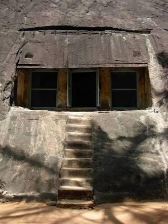 Thirunandhikarai Cave Temple