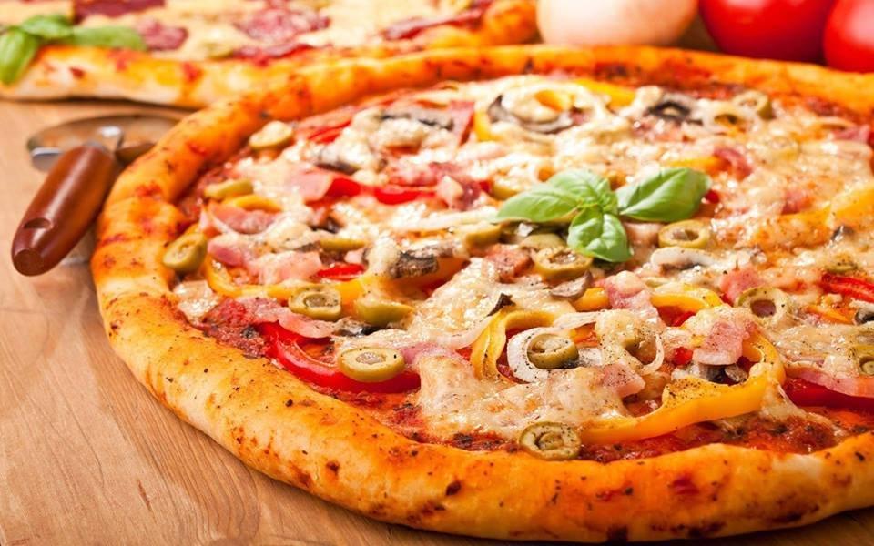 Lovely Pizza