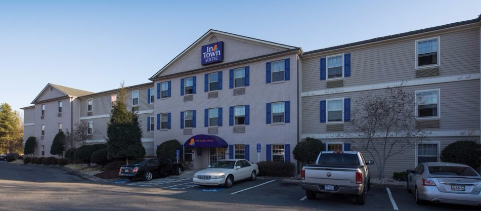 Kannapolis Extended Stay Hotel