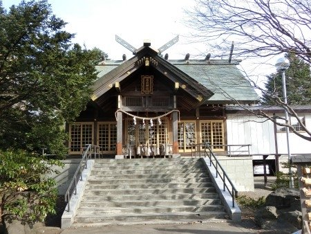 Atsubetsu Shrine