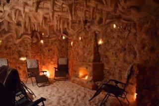 Naperville Salt Cave