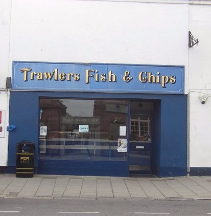 Trawlers Fish And Chips