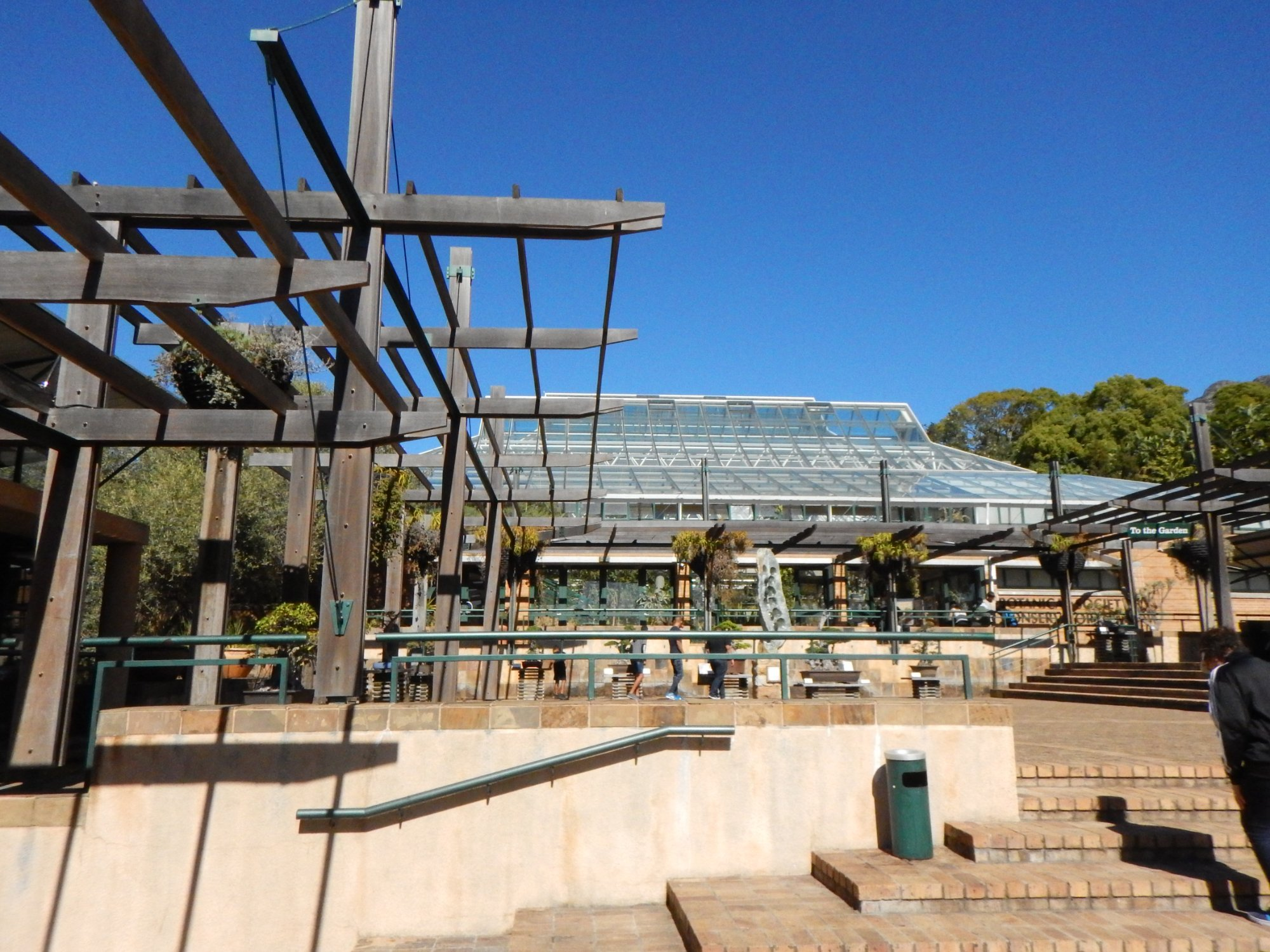 Kirstenbosch national botanical garden newlands south - Halle d entree ...