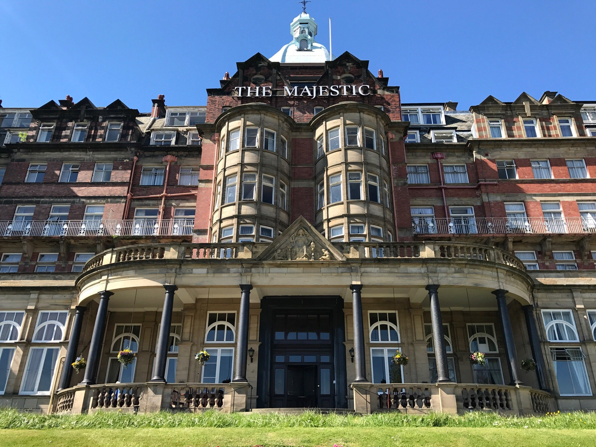 The Majestic Hotel - Part Of The Cairn Collection | Ripon Road, Harrogate HG1 2HU | +44 1423 700300