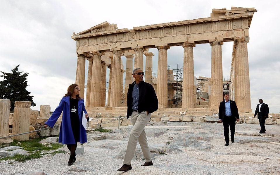 a look at democracy in athens