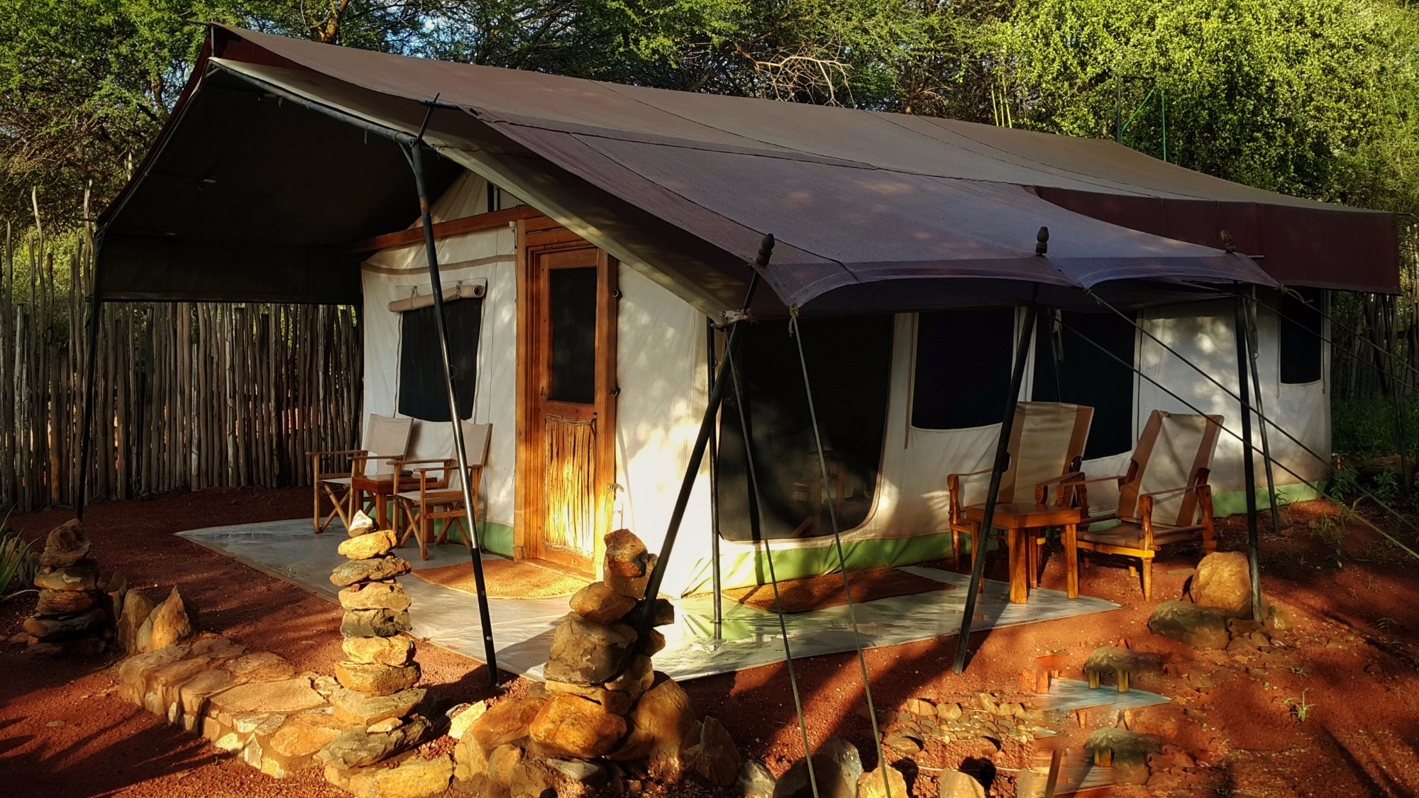 Isoitok Camp - Manyara