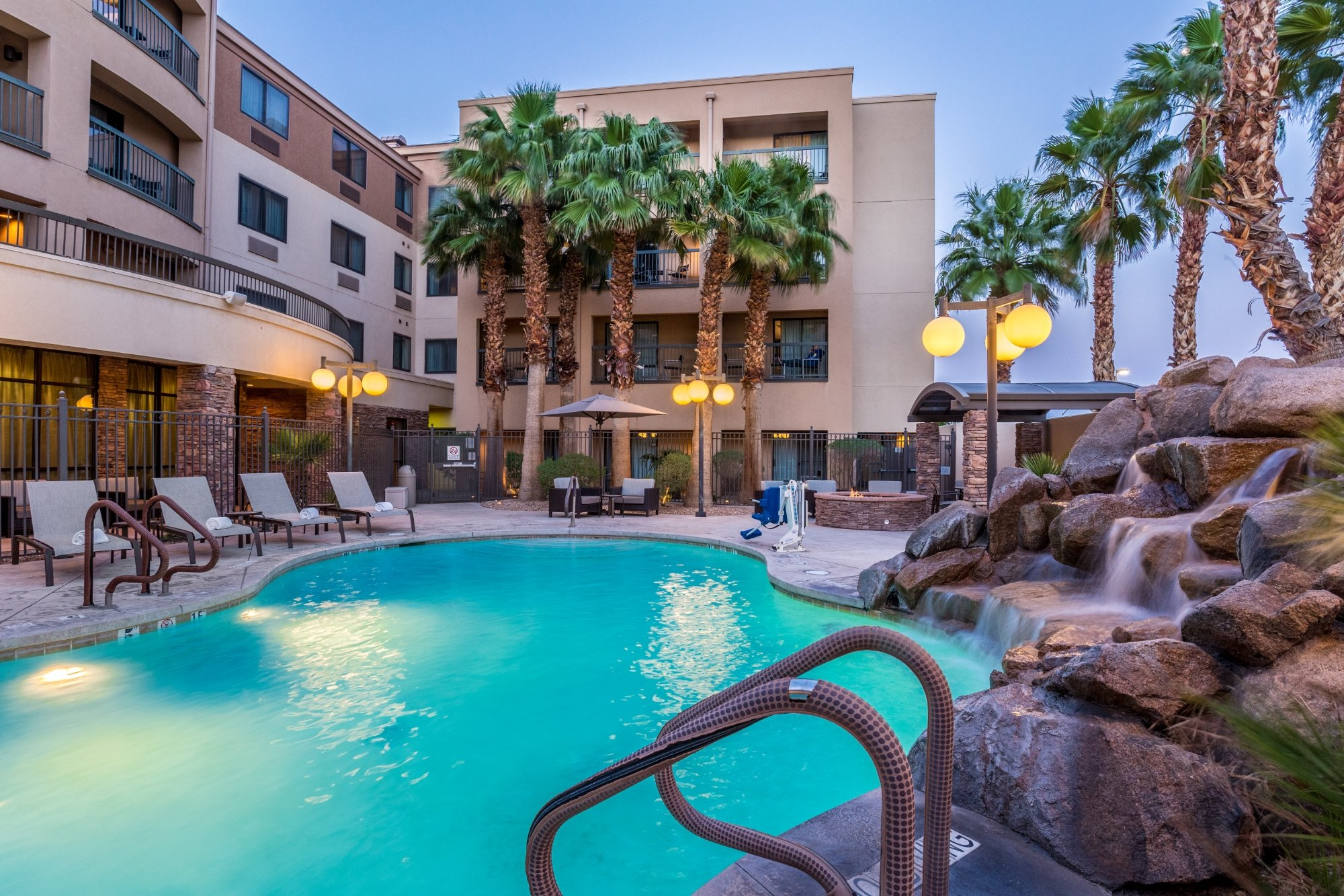 Courtyard By Marriott Las Vegas South NV 2018 Hotel Review