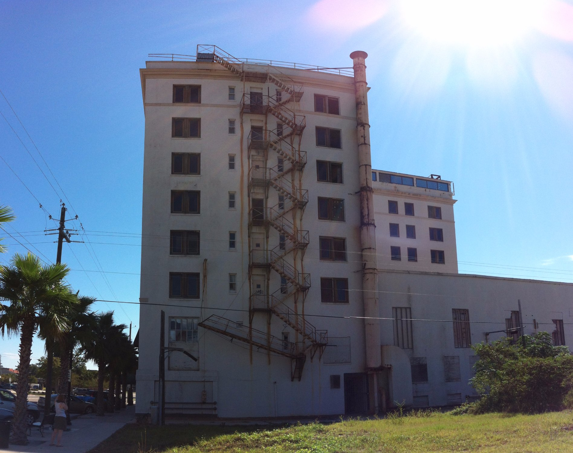 Historic Markham Hotel, Gulfport, MS