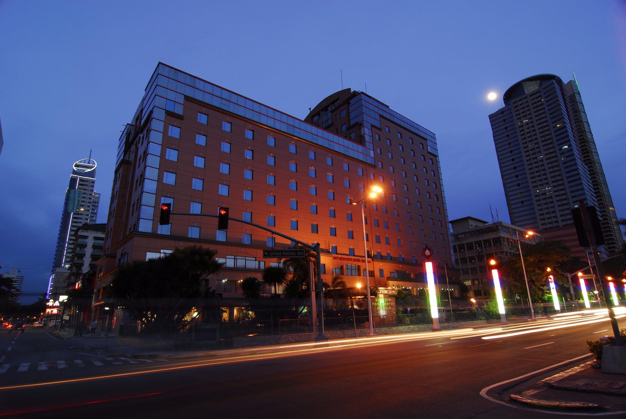 베이뷰 파크 호텔
