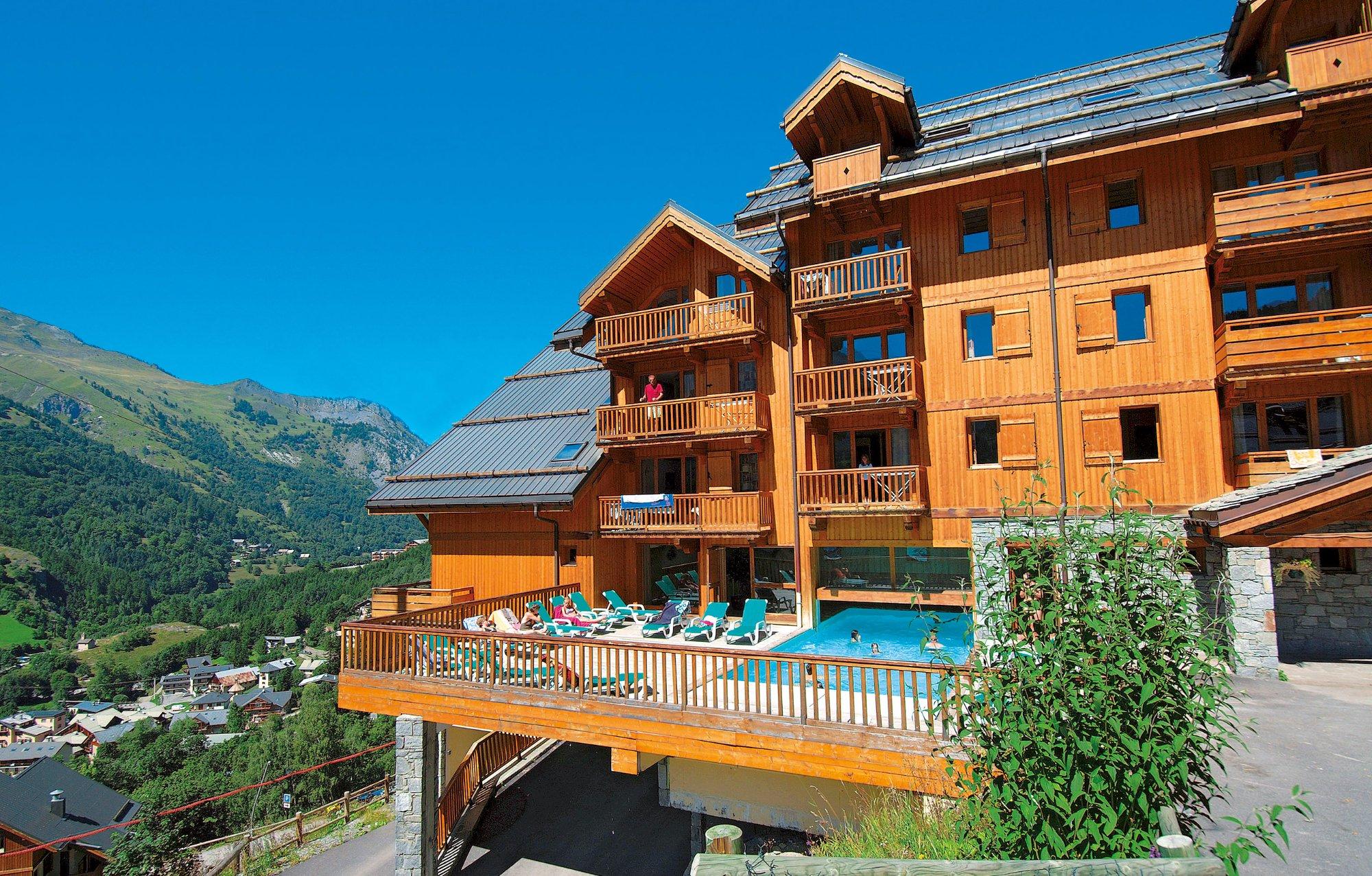 Residence Odalys Le Hameau et les Chalets de la Vallee d'Or
