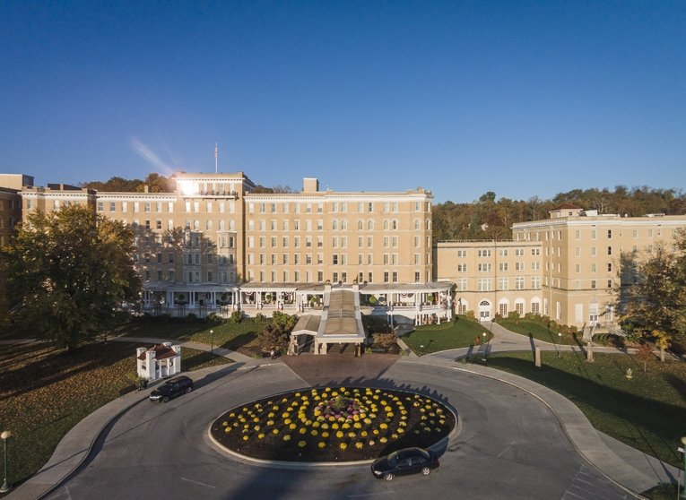Marriage was French lick resort springs See more