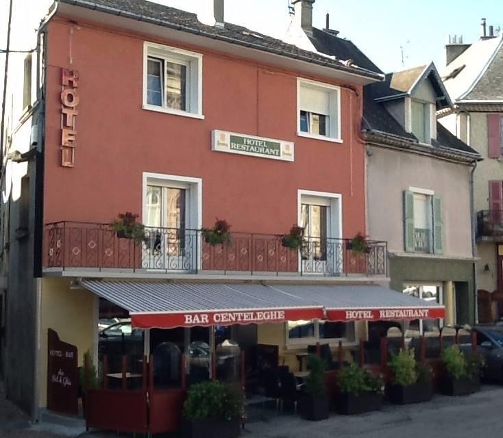 Chez Pat et Ghis - Hotel Bar Restaurant a La Mure d'Isere